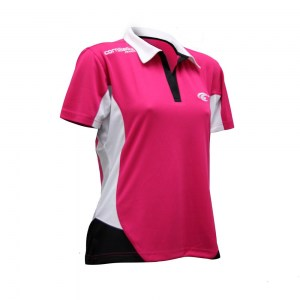 POLO FEELING Magenta-Black-White - diag 1
