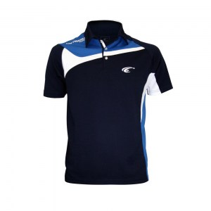 POLO TEMPO - Navy-Royal-White - dos